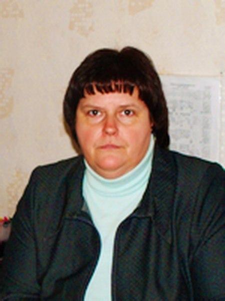 Христюк Олена Георгіївна